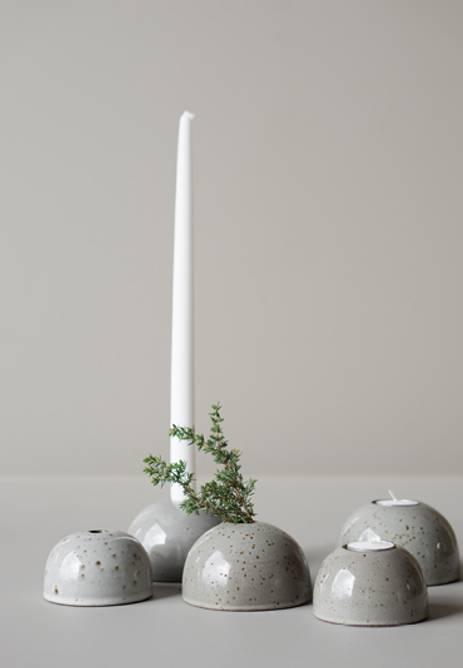 Bilde av Bulb candleholder small