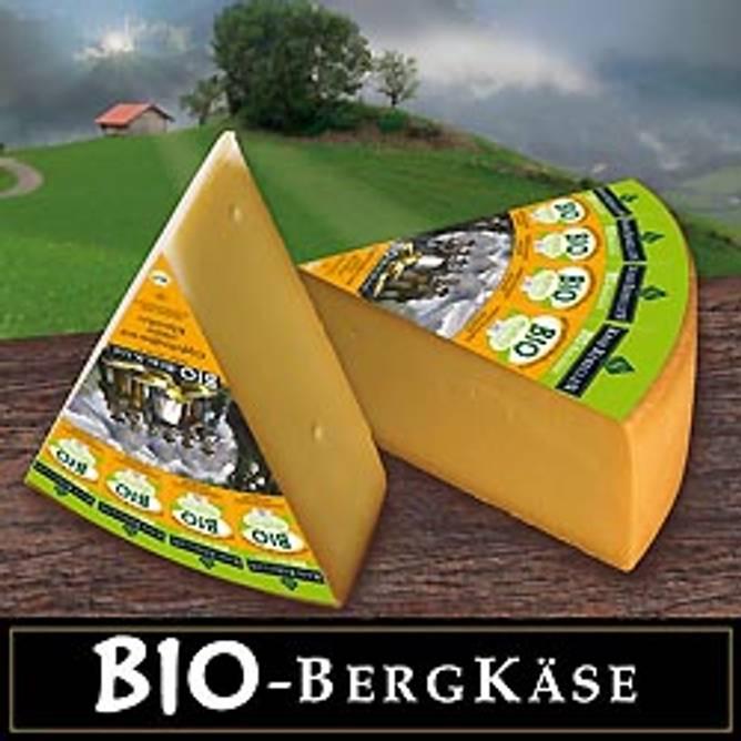 Bilde av (Rå melk) Bio-Bergkäse upasteurisert 3-4kg BESTILLINGSVARE
