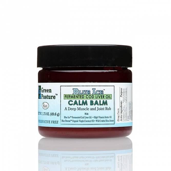 Bilde av Balsam - BLUE ICE™ Calm Balm 49,5 g (for stive muskler)