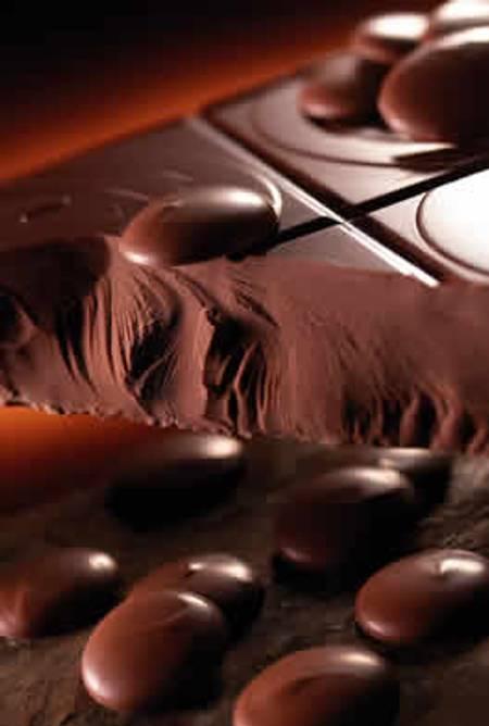 Bilde av Økologisk sjokolade helmelk 39% pallets Belcolade 500g