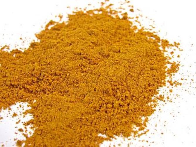 Bilde av Økologisk karripulver indisk 1kg BESTILLINGSVARE