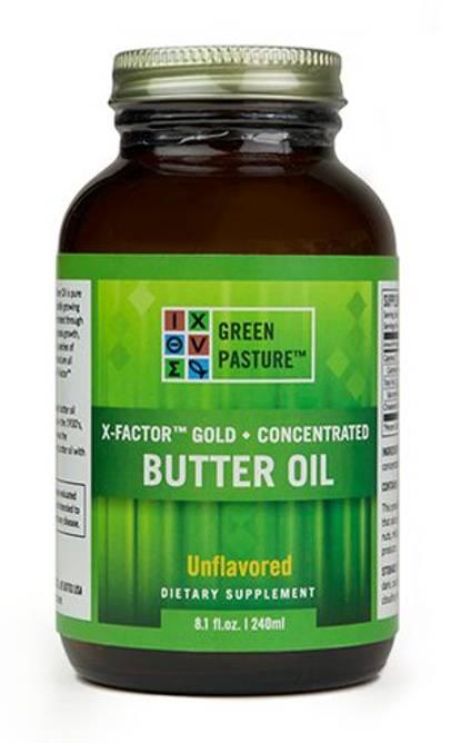 Bilde av X-FACTOR™ Smørolje høyvitamin 240ml (med vitamin K2)