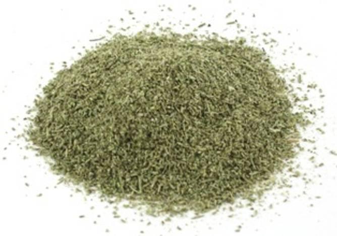 Bilde av Økologisk rosmarin malt 1kg BESTILLINGSVARE