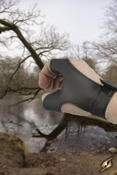 Hand Protection Brown Left Handed Large