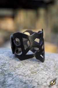 Bilde av Filigree Bracelet Black 24cm
