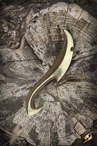 Bilde av Dark Elven Throwing Knife