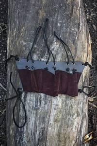 Bilde av Throwing knives Holder -3 -brown