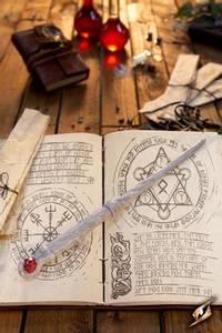 Bilde av Druid Wand- White