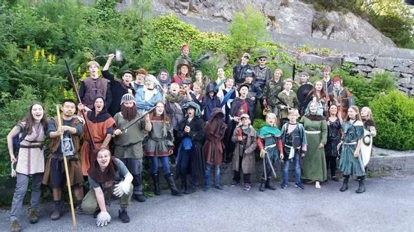 Gavekort Eventyrleir sommer 2021 Bergen