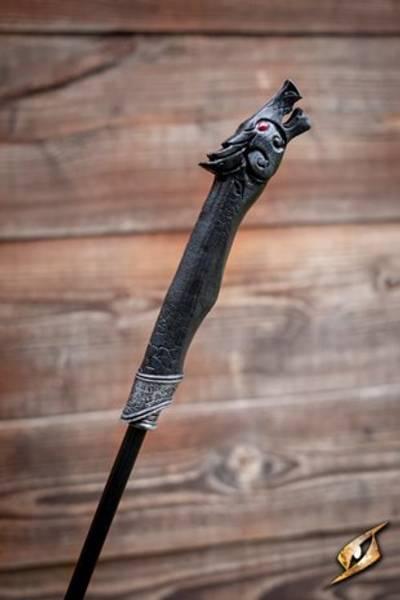 Fafnir Wand Black 35cm
