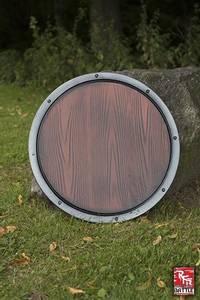 Bilde av RFB Round Shield Wood- ø50cm