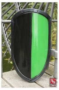 Bilde av RFB Black and Green Kite Shield