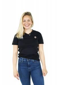 Bilde av TIL T-skjorte sort (dame)