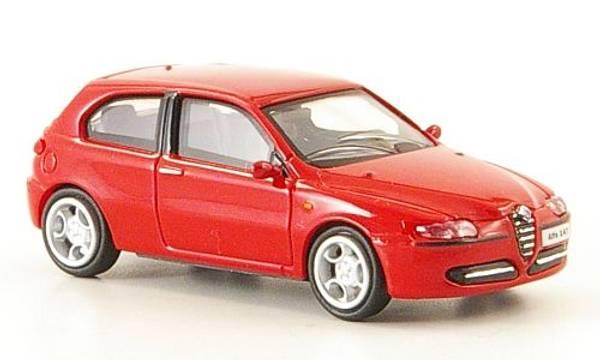 Bilde av Alfa Romeo 147, rød