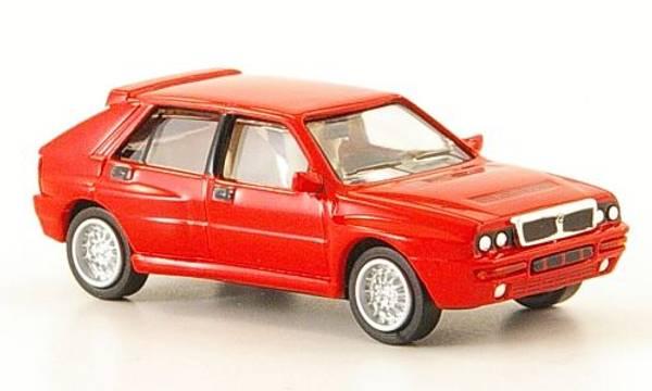 Bilde av Ricko - Lancia Delta HF Integrale Evo 2, rød