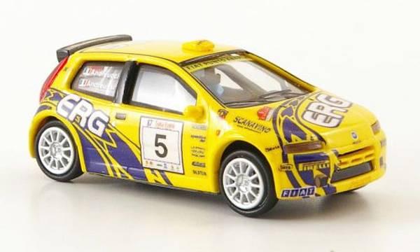 Bilde av Fiat Punto Rally, gul