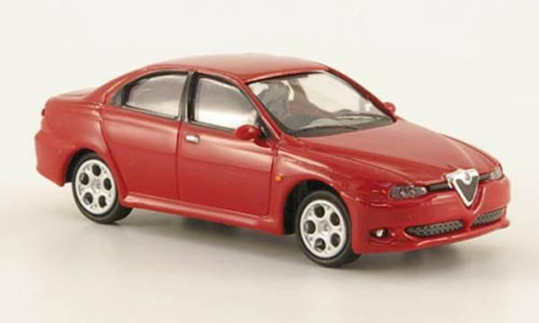 Bilde av Alfa Romeo 156 GTA, rød