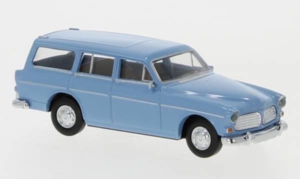 Bilde av Brekina - Volvo Amazon stv, blå