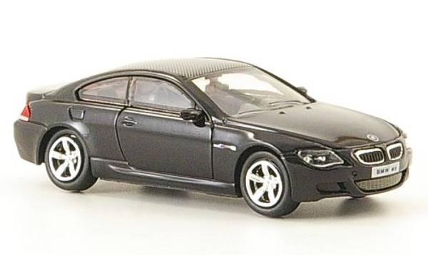 Bilde av BMW M6, sort