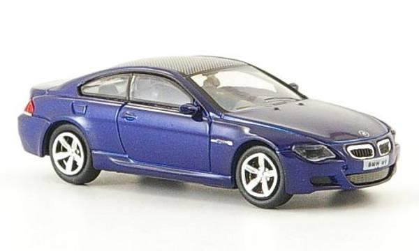 Bilde av Ricko - BMW M6, blå