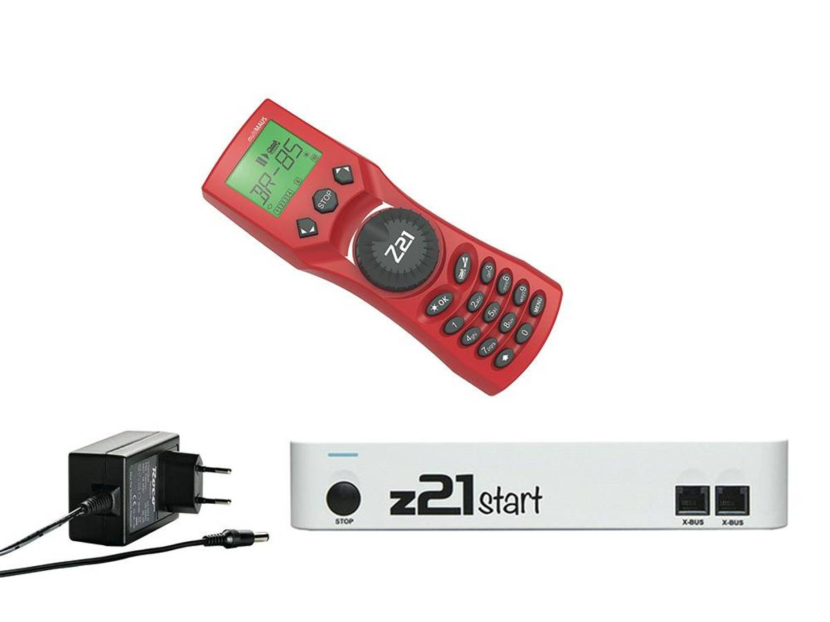 Roco - z21 digitalsentral m. kjørekontroll