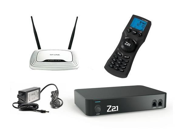 Bilde av Roco - Z21 Professional digitalsentral m. trådløs kjørekontroll
