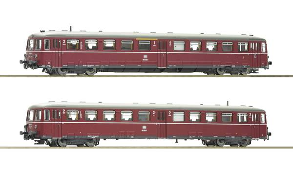 Bilde av Fleischmann N-skala - DB Br515 motorvognsett, analog