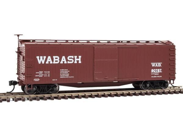 Bilde av Walthers - Wabash 40' USRA Boxcar #80788