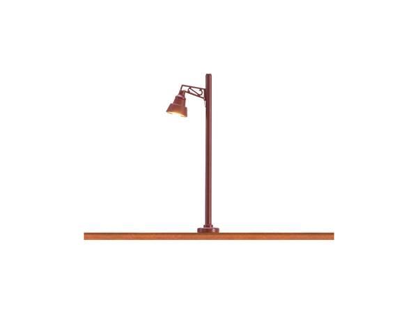 Bilde av Brawa N-skala - Lampe med tremast
