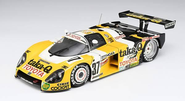 Bilde av Hasegawa - Toyota 88C taka-Q, Le Mans