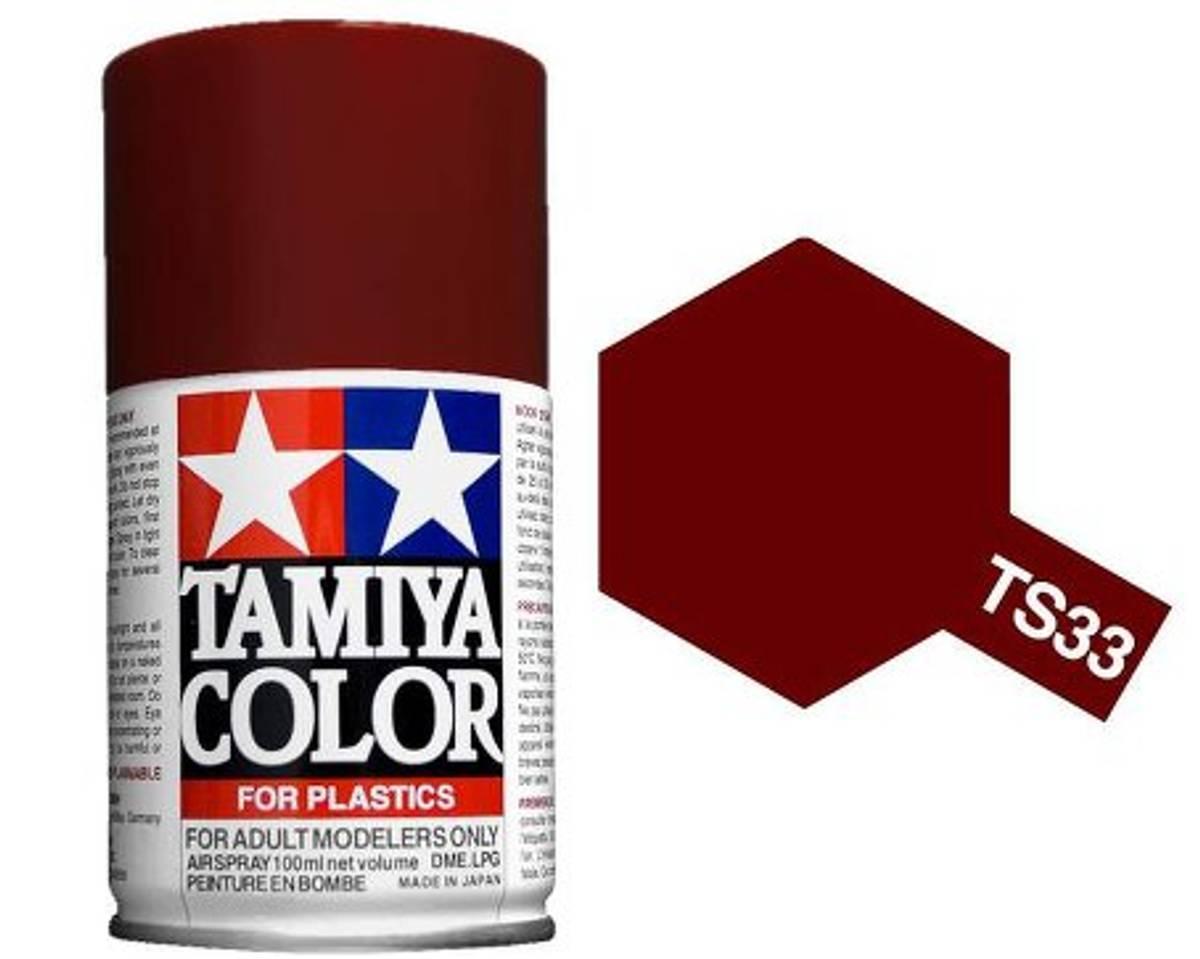 Tamiya TS-33 Dull Red