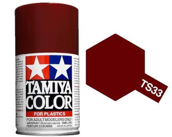 Bilde av Tamiya TS-33 Dull Red