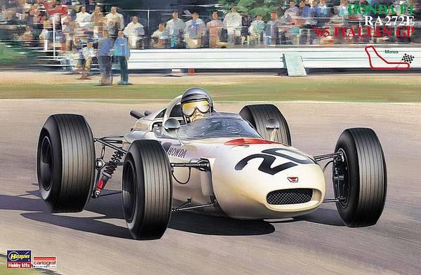 Bilde av Hasegawa -  1/24 Honda F1, GP Italia 1965