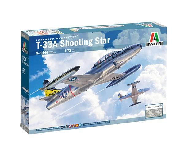 Bilde av Italeri - 1/72 T-33A Shooting Star