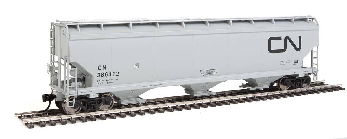 Walthers - CN 60' Hopper #386412