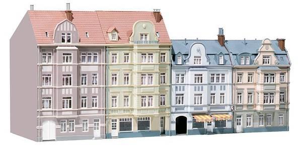 Bilde av Faller - Byhusrekke, Goethestrasse