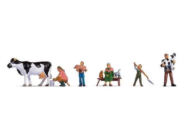 Bilde av Noch - Gårdbrukerfamilie