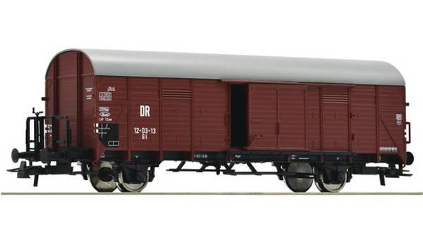 Bilde av Roco - DR type Gl godsvogn