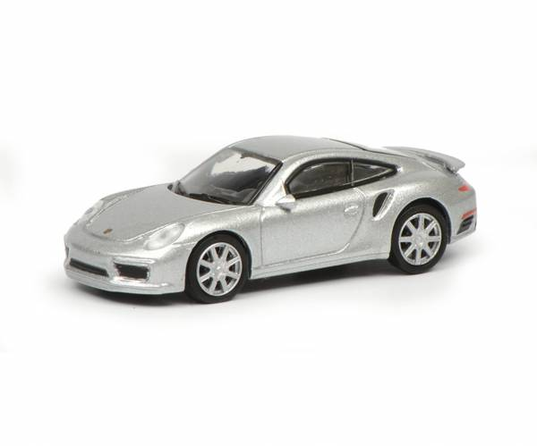 Bilde av Porsche 911 (991), sølv