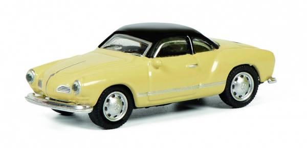 Bilde av VW Karmann Ghia, gul