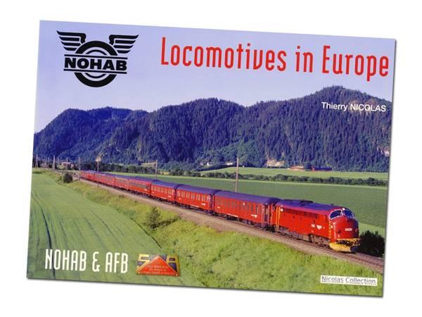 Bilde av Bok, Nohab Locomotives in Europe