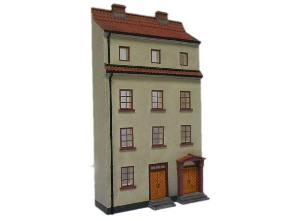 Bilde av Jeco - Byhus fasade #3, ferdigmodell