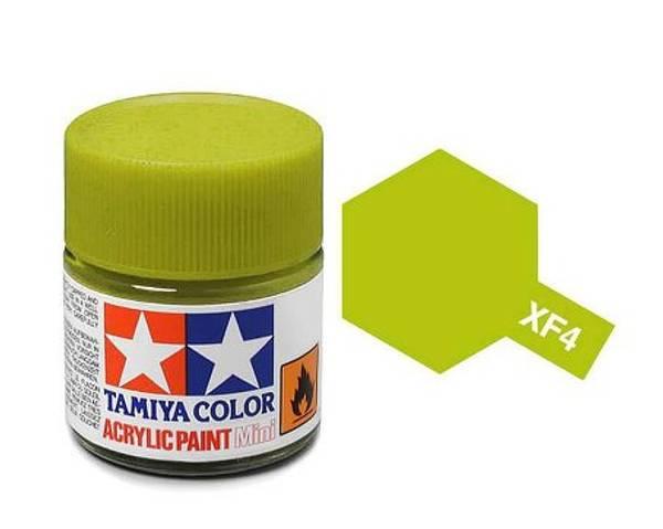 Bilde av Tamiya XF-4 Yellow Green