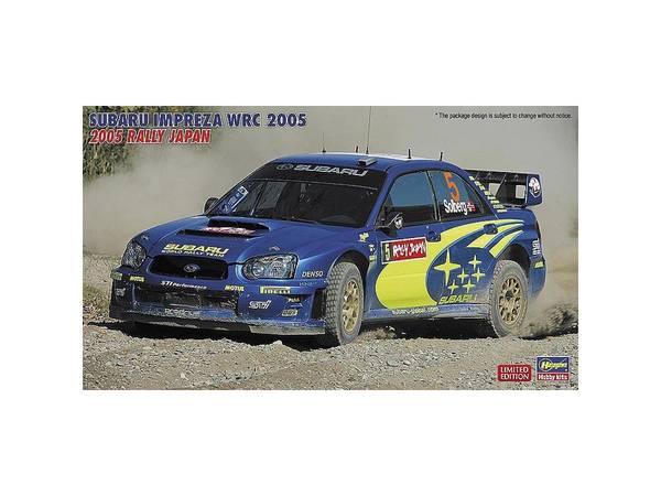 Bilde av Hasegawa - 1/24 Subaru Impreza WRC 2005