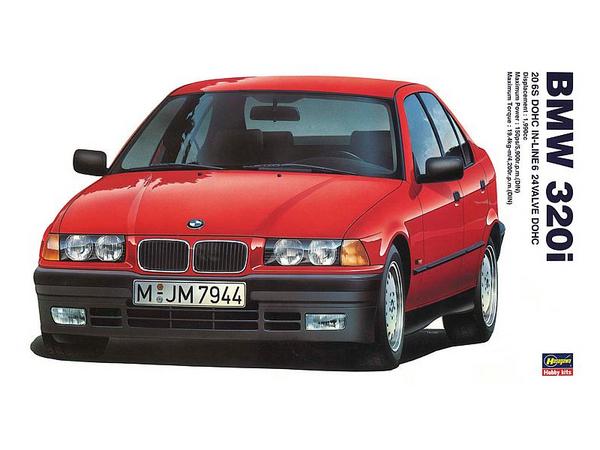 Bilde av Hasegawa - 1/24 BMW 320i