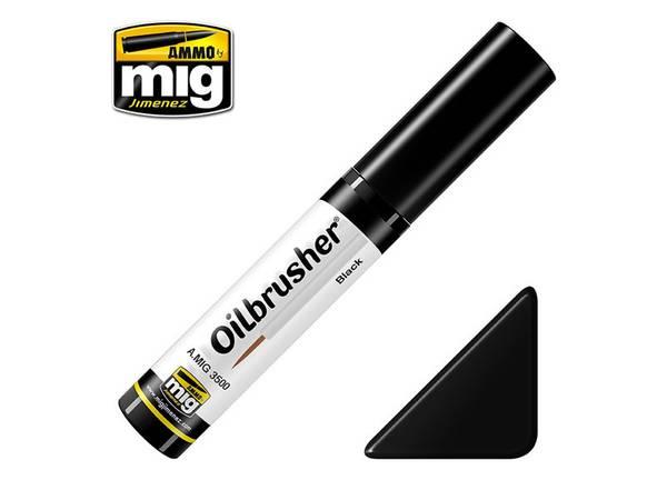 Bilde av MIG - Oilbrusher, black