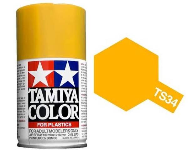 Bilde av Tamiya TS-34 Camel Yellow