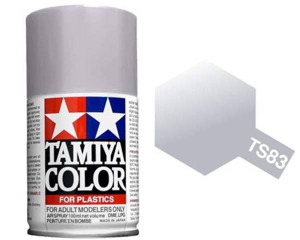 Bilde av Tamiya TS-83 Metallic Silver