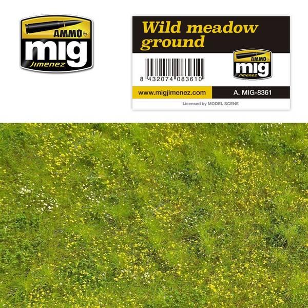 Bilde av MIG - Matte, Wild meadow ground