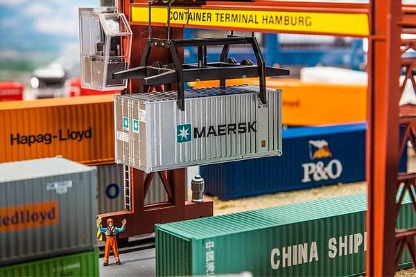 Bilde av Faller - Container, 20' Maersk